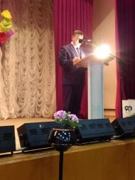 25 января 2019 года состоялась отчетная Сессия совета народных депутатов Краснянского сельского поселения