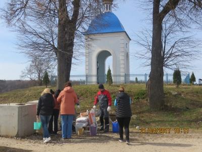 21.04.17 г. мероприятия по благоустройству п. Товарково