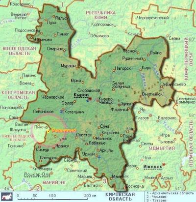 Внесены сведения о 207 границах муниципальных образований