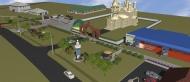 Обсуждение проекта благоустройства территории возле мемориала