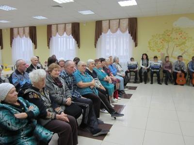 4 ноября 2017 года в БУ ВО «Дом-интернат для престарелых и инвалидов «Пансионат «Каширский»  состоялась тематическая программа в рамках ежегодной Всероссийской акции «Ночь искусств»