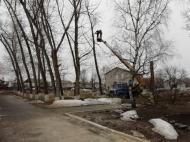 Продолжается подготовка территории для строительства сквера
