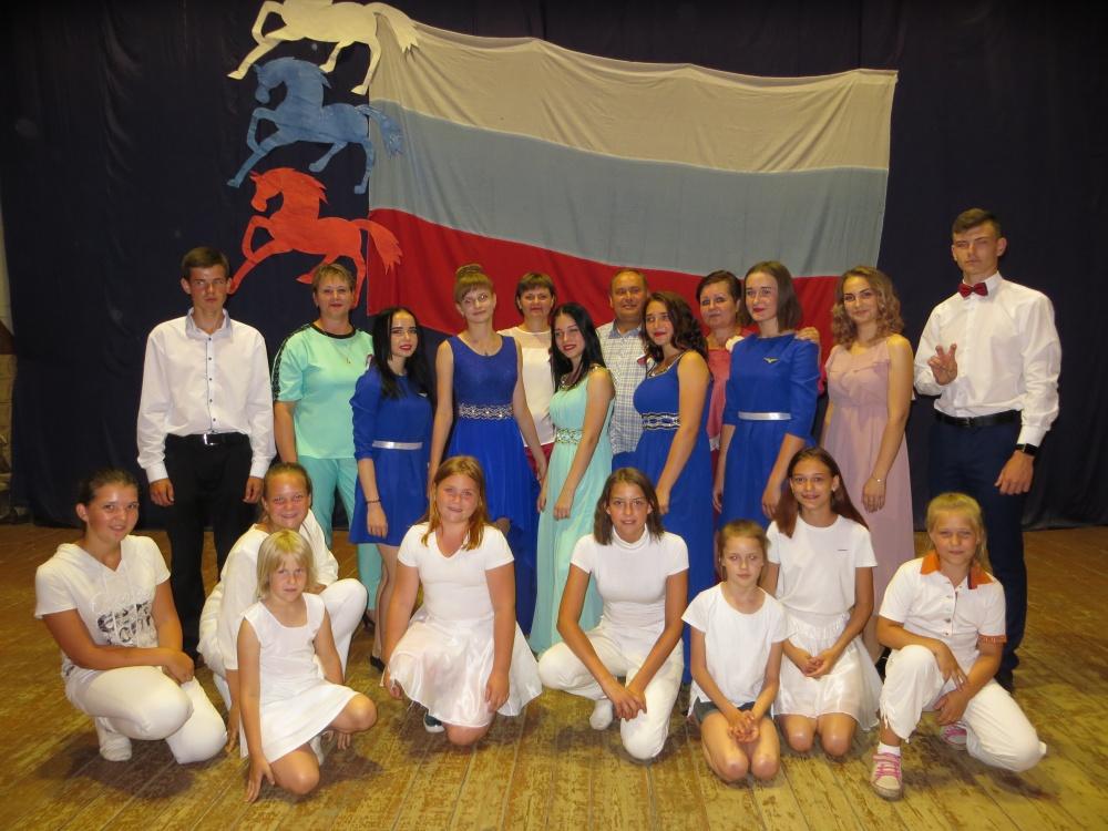 Праздничный концерт «У нас одно Отечество – Россия!»