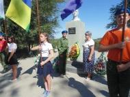28 августа  в честь 95-летия рождения Герою Советского Союза Василию Николаевичу Прокатову  состоялся  митинг в сквере имени Героя В.Н. Прокатова.