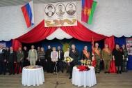 В период проведения краевого месячника оборонно-массовой и военно-патриотической работы в Муниципальном учреждении «Сельский Дом культуры станицы Камышеватской», в память погибших в Афганистане  и Чеченской республике станичников, 16 февраля  прошел день