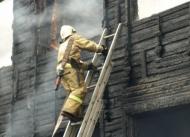 Обстановка с пожарами