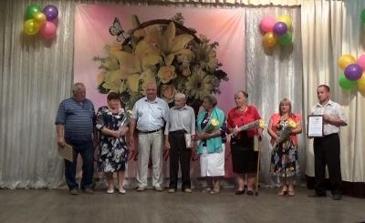 6 июля в зале отдела культуры состоялось мероприятие, посвященное Дню семьи, любви и верности