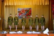 Информационный отчет, посвященный 73-й годовщине Победы в Великой Отечественной войне – 9 мая 2018 года