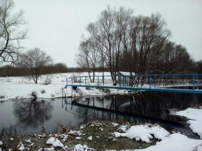 В Краснозоренском сельском поселении отведено место для Крещенских купаний