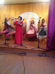 Нижнемамонский СДК 1 предоставил отчетный творческий концерт «Тридесятое царство», посвященный  Дню работников культуры в ДК Приреченского сельского поселения.