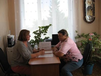 Прием граждан в Алешковском сельском поселении