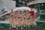 Всероссийский молодёжный патриотический форум «Я-Юнармия» прошел в Москве