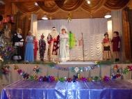 МКУ «Центр культуры Дерезовского сельского поселения» 13 января для жителей села  была представлена концертная программа сказка «Золушка на новый лад» посвящённая старому Новому году.