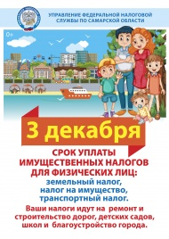 В Самарской области завершилась массовая рассылка  налоговых уведомлений