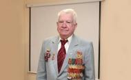 Встреча со Свинтицким Михаилом Андреевичем – ветераном Великой Отечественной Войны