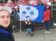 5 мая состоялось районное мероприятие – Автопробег «Наша Победа!», посвященный Дню Великой Победы, в рамках которого прошел «Гаджет-кросс»