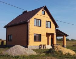 Дом с уведомлением. Вместо разрешения на строительство индивидуального жилого дома главным документом становится уведомление.