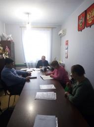 21 марта 2019 года глава Куйбышевского сельского поселения Ю.А. Рашко провел совещание с руководителями ТОС