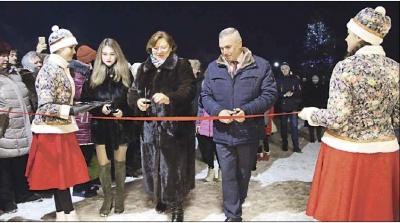В Козловке открыли обновленный Дом культуры