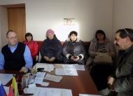 Заседание территориальной комиссии