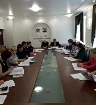 19 апреля 2018 года в зале администрации Каширского муниципального района состоялось первое заседание нового состава Общественной палаты Каширского муниципального района