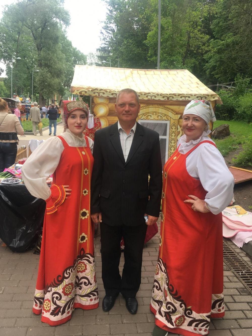 Фестиваль народного творчества в г. Воронеже