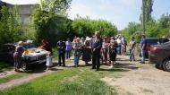 Массовое собрание, посвященное Дню Победы Великой Отечественной войны