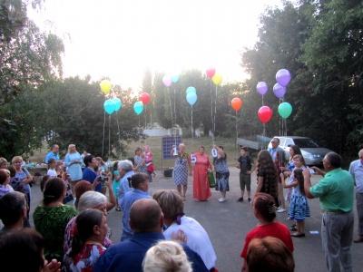 Воробьевцы и Лещановцы отпраздновали Дни села