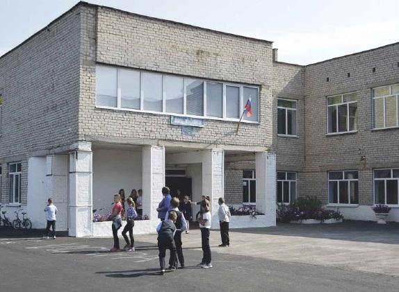 В Братках отремонтировали и благоустроили школу