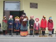 08 марта 2019 года в 11.00 часов на уличной площади Дома культуры состоялось народное гулянье в честь Масленицы. Жители и гости приняли активное участие.