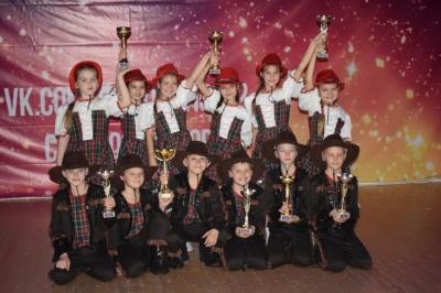 В городе Липецке прошёл Всероссийский фестиваль хореографического творчества «Творение»