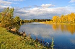 Осенний паводок