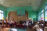 В школах Березовского сельского поселения прозвучал последний звонок