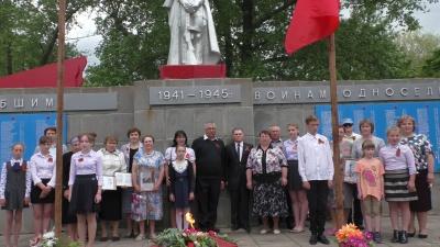 День Победы. 09.05.2019 г.п.Козловский