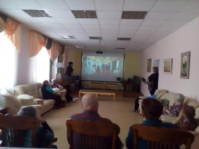 19 декабря 2018 года районный Дом культуры принял участие в проекте Всероссийской акции «День короткометражного кино»