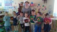 МКДОУ «Ромашка» начали подготовку к празднику Великой победы