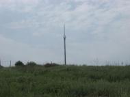 В с. Дерезовка установлена мачта сотовой связи Теле -2