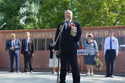 9 мая 2018 года в Каширском муниципальном районе состоялись празднования 73-й годовщины Победы в Великой Отечественной войне