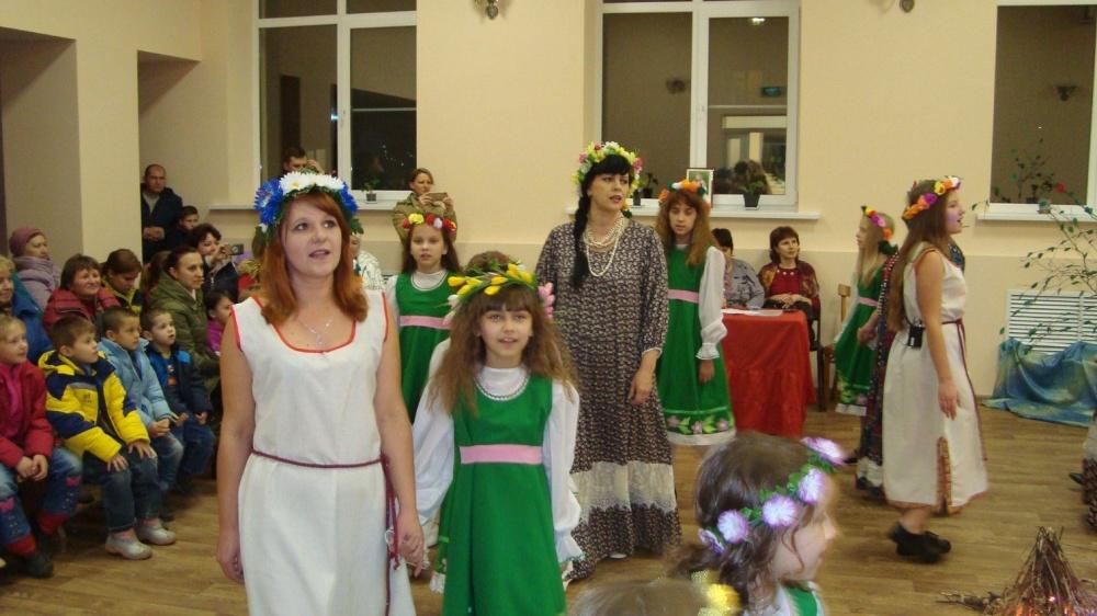 11.11.2019 года в п.Перелешино состоялся отчетный концерт Перелешинского дома культуры .