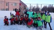 Спортивная игра для детей «Ледовый калейдоскоп»