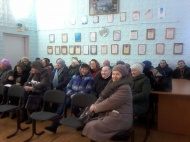 22 февраля в с.Пезмог состоялось собрание по отбору народных проектов