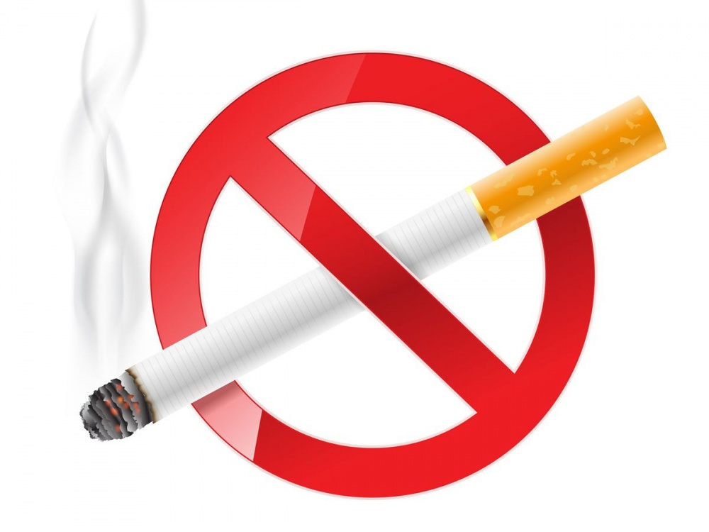 О запрете курения