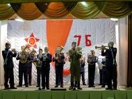76-ти летие освобождения села Дерезовка от немецко-фашистских захватчиков
