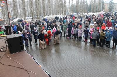 10 марта 2019 года в сельских поселениях района  прошли торжества по случаю Масленицы
