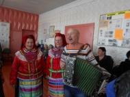 23 февраля  2019 года в Крутовском «ДЦК» прошел праздник «Играй гармонь».