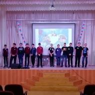 Конкурсно-игровая  программа для учащихся 8-9 классов Дракинской  школы «Аты-баты, вот такие мы  солдаты», посвященное Дню защитника Отечества