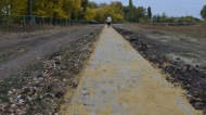 В Нижнедевицком поселке Курбатово построят 2,8 км тротуара