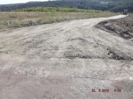 28 августа завершилось строительство подъездного пути к кладбищу в пос. Пробуждение
