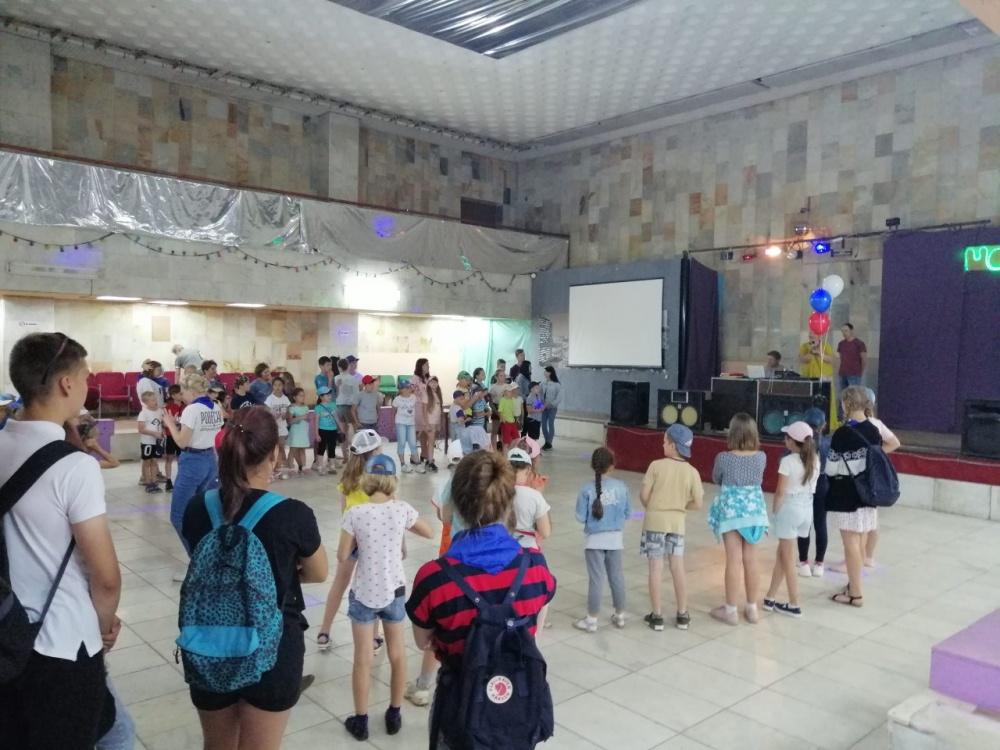 День Дзержинского района в Товарково