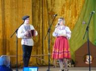 16 февраля 2019 года в 15-00 час. перед Осетровцами выступили артисты художественной самодеятельности  Нижнемамонского  - 2 сельского поселения с отчетным концертом.